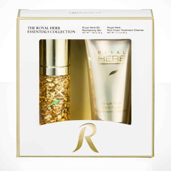Royal Herb Essentials Collection with Foam