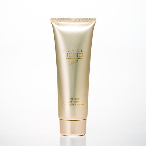 Royal Herb Rich Foam Treatment Cleanser