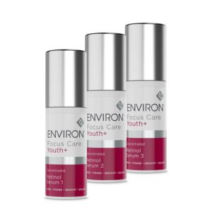 Concentrated Retinol Serum 1, 2, 3