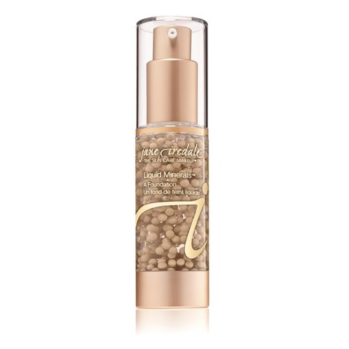 Liquid Minerals® a Foundation - Amber