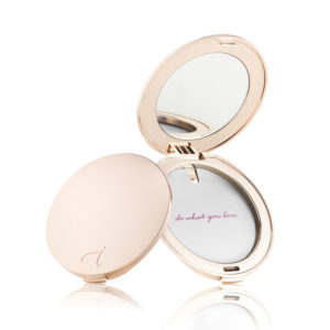 Rose Gold Compact Case