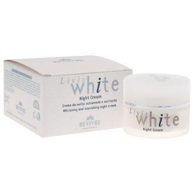 Livis-White-Night-Cream
