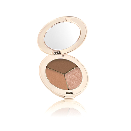 Triple Eye Shadow Triple Cognac