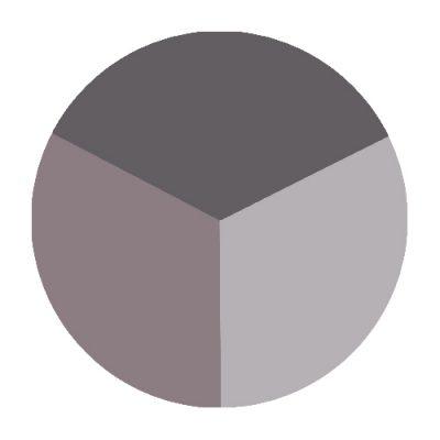 Triple Eye Shadow - Silver Lining