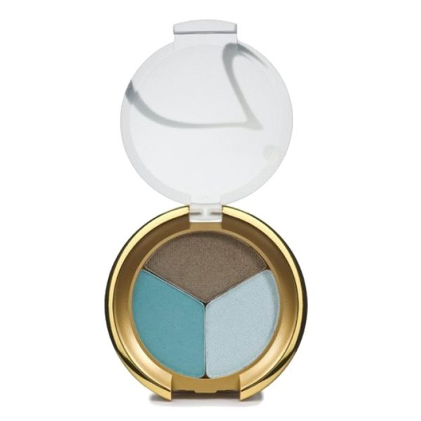 Triple Eye Shadow - Sea Foam