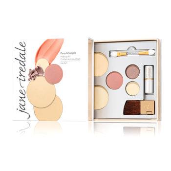 Pure & Simple Makeup Kit - Medium
