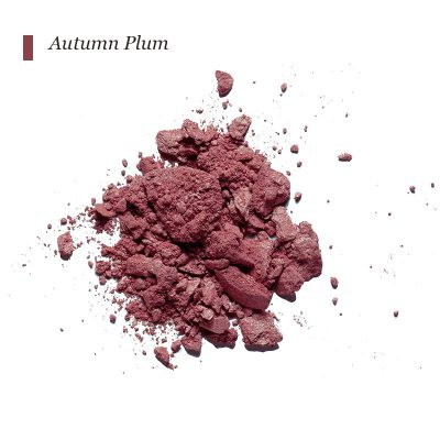 INIKA Loose Mineral Eye Shadow -Autumn Plum