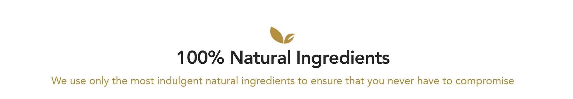 INIKA - 100% Natural Ingredients