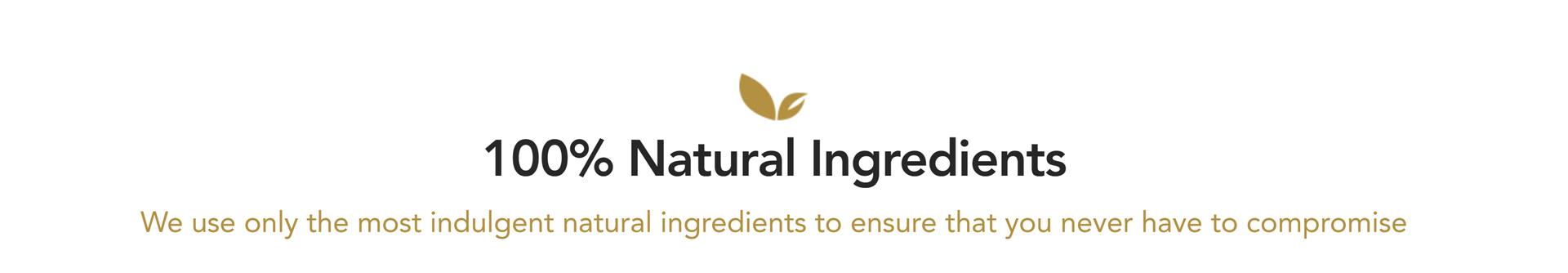 INIKA - 100% Natural Ingredients