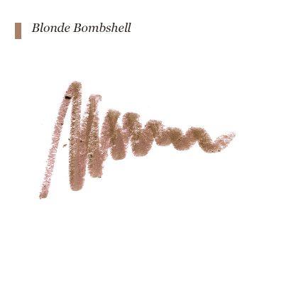 INIKA Certified Organic Brow Pencil - Blonde Bombshell