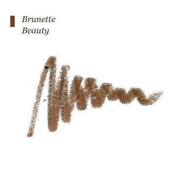INIKA Certified Organic Brow Pencil - Brunette Beauty