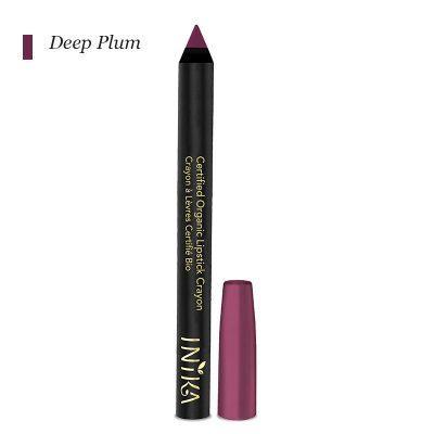 INIKA Certified Organic Crayon - Deep Plum