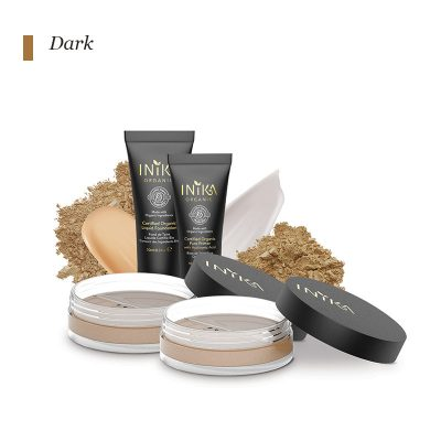 INIKA Trial Pack - Dark