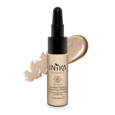 INIKA Certified Organic Creme Eyeshadow - Champagne
