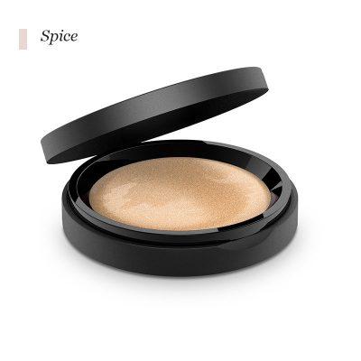 INIKA Certified Organic Cream Illuminisor - Spice