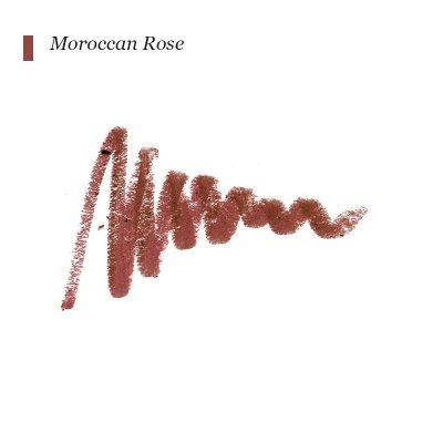 INIKA Certified Organic Lip Pencil - Moroccan Rose