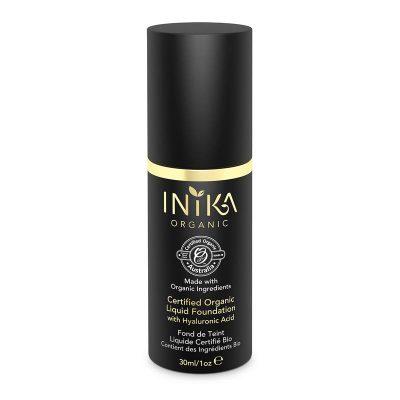 INIKA Certified Organic Liquid Foundation