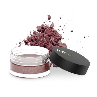 INIKA Loose Mineral Eye Shadow - Autumn Plum