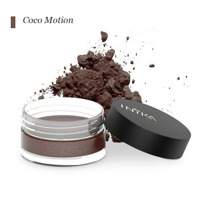 INIKA Loose Mineral Eye Shadow - Coco Motion