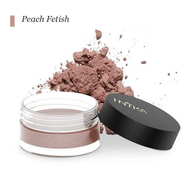 INIKA Loose Mineral Eye Shadow - Peach Fetish