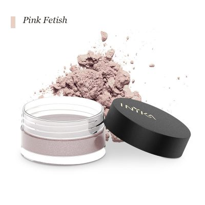INIKA Loose Mineral Eye Shadow - Pink Fetish