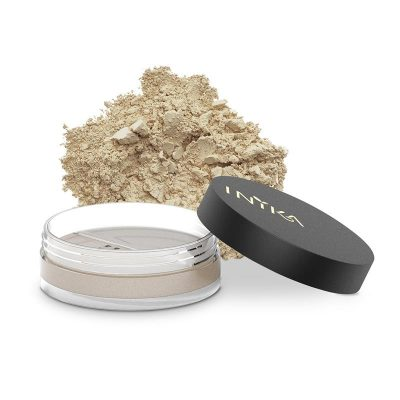 INIKA Loose Mineral Foundation 8g Grace With Product - Grace