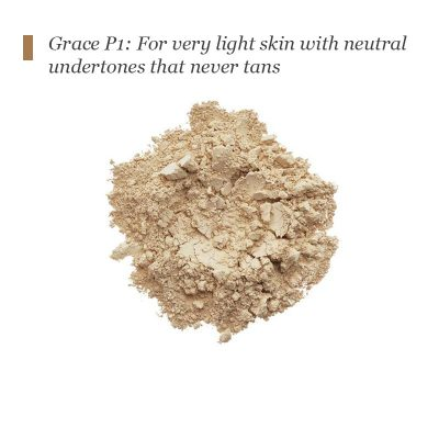 INIKA Loose Mineral Foundation - Grace