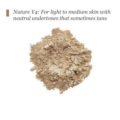 INIKA Loose Mineral Foundation - Nurture