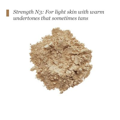 INIKA Loose Mineral Foundation - Strength