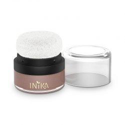 INIKA Mineral Blusher Puff Pot - Rosy Glow