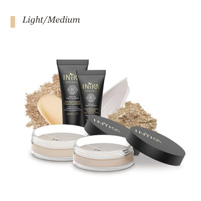 INIKA Trial Pack - Light/Medium