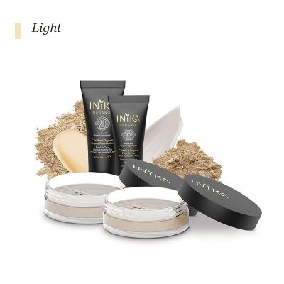 INIKA Trial Pack - Light