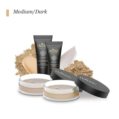 INIKA Trial Pack - Medium/Dark