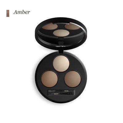 INIKA Brow Define Palette - Amber